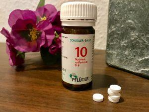 Schüssler Salze 10 - Alternativmedizin mit tollen Vorteilen